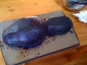 Buttercreamed Cake